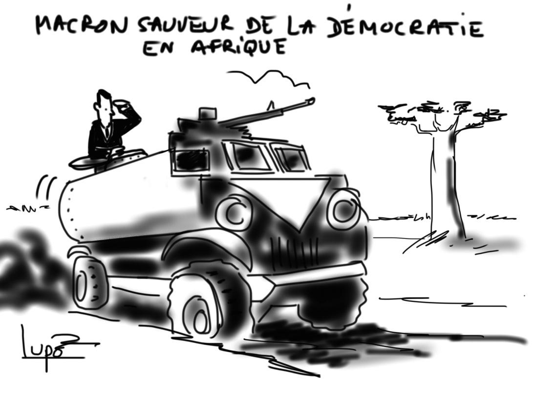 Macron Afrique juin2017