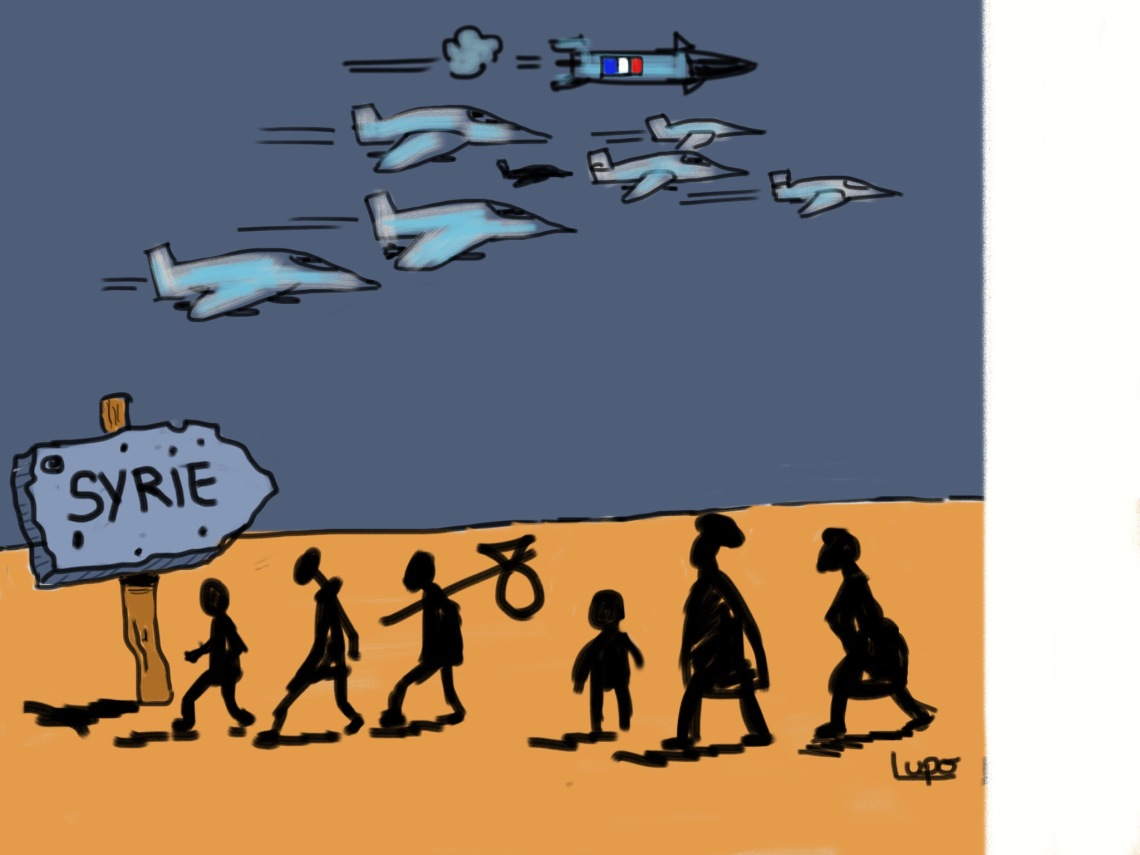 syrie rafale COULEUR
