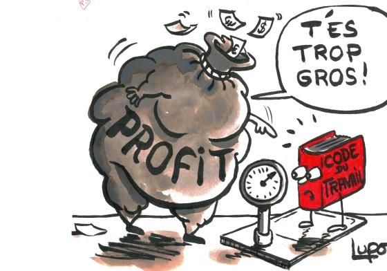 droits des travailleurs  u2013 caricatures politiques et sociales de lupo